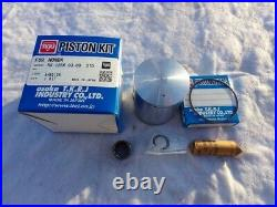 Honda 125 rs 125rs rs125 r nf4 nx4 kit piston complet neuf competition race